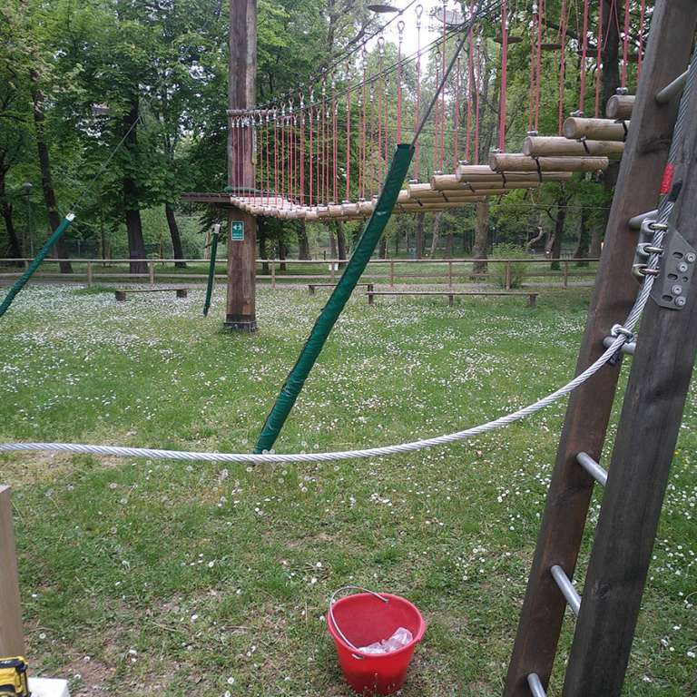 parco monza camping